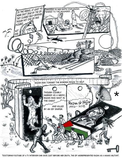 The Nurse of Gaza p.2